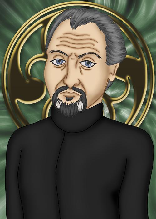 Roger Delgado Master
