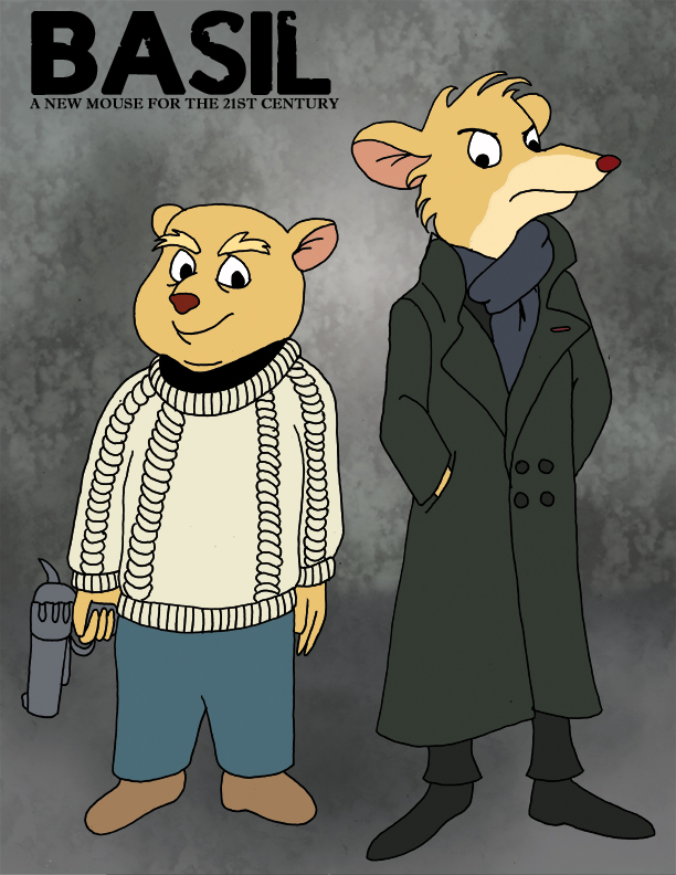 The Great Mouse Detective: A New Mouse for the 21st Century